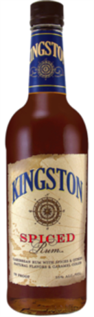 Kingston Rum Spiced